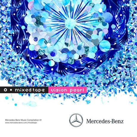 mercedes benz mixed tape vision pearl1 Mercedes Benz: Mixed Tape Nr. 41   Vision Pearl