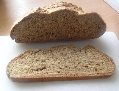 Irisches Brown Bread (Sodabread)