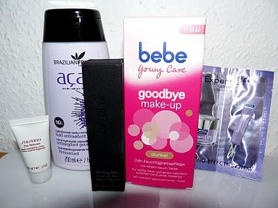 Lipstick - Beauty Box August/September 2011 - unpacked
