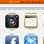 Apps & Oranges