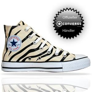 #Converse All Star Chuck Taylor #Chucks – 1J268 #Zebra