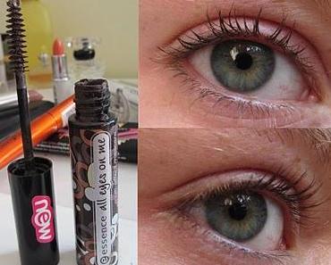 Mascara Woche: Essence All Eyes on me