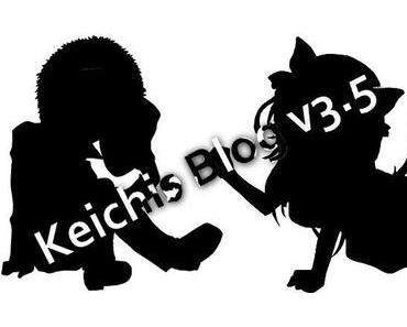 Keichi's Blog Version 3.5 Part 1