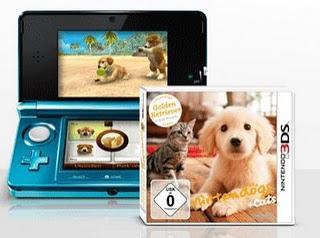 100 tester für den nintendo 3ds und das spiel cats dogs gesucht