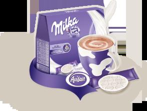 Heiss auf Milka