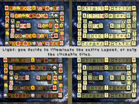 mahjong mit level