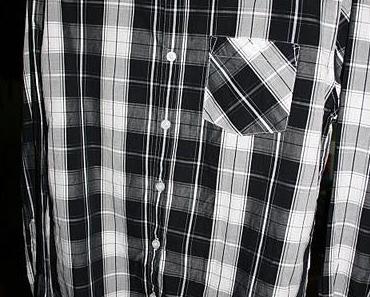 Männerschal + Hemd