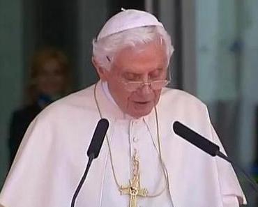 Pastoral-Reise: Papst Benedikt XVI. in Deutschland