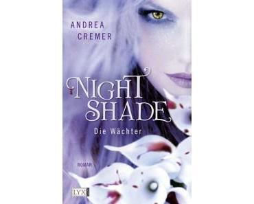 [Coververgleich] Nightshade – Die Wächter