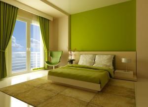 Neue Wohnung Farbkonzept Schlafzimmer