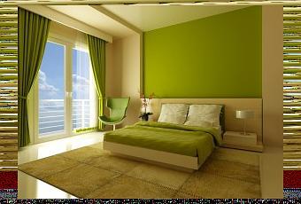 neue Wohnung] Farbkonzept Schlafzimmer