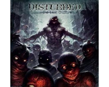 """Disturbed: Cover & Tracklist zu """"The Lost Children"""""""