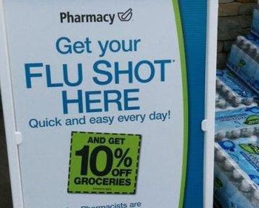 Die Grippe (-Impfung) Saison ist da!