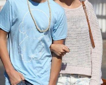 Justin Bieber hatte mit Selena Gomez ein Date im leeren Staples Center