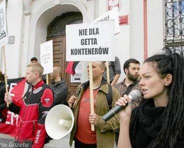 Polen: Zwangsräumungen und Containersiedlungen
