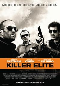 Trailer für 'Killer Elite' mit Statham, Owen & De Niro
