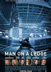 Trailer zu 'Man On A Ledge' mit Sam Worthington