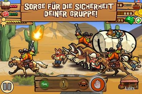 The Oregon Trail: Auf in den wilden Westen