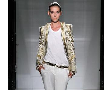 fashionblurrrb:  BALMAIN Spring 2012 - Favorite Looks images via...