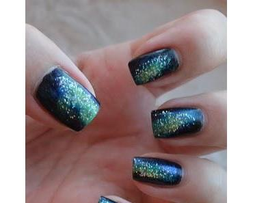 Nageldesign: Galaxy Nails