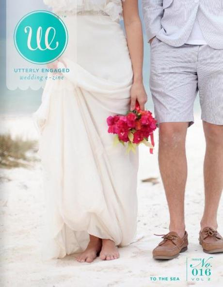 Wedding e-zine – Utterly Engaged No. 016