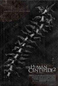 Zweiter Trailer zu 'The Human Centipede 2′
