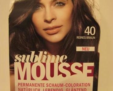 L'Oreal Sublime Mousse 40 Reines Braun