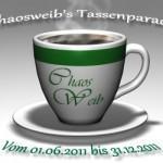 Tassenparade – unsere #19 – die Grösste