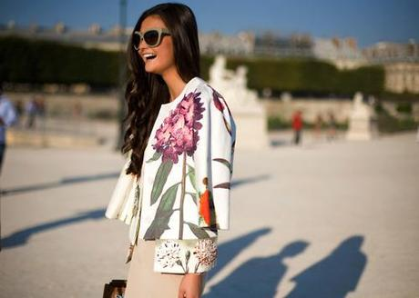 vogue:  STREET STYLE: Paris Fashion Week Photographed by Phil...