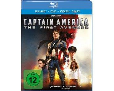 Captain America Bluray