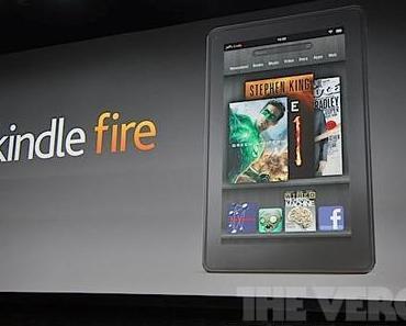 Amazon Kindle Fire: Schon über 250.000 Vorbestellungen