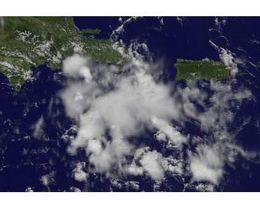 Live-Webcam-, Satelliten- und Radarbild Punta Cana, Dominikanische Republik: Etwas Regen ist angesagt