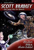 Rezension: Scott Bradley: Blondinen, Blobs & Blaster-Schüsse (Evolver Books)