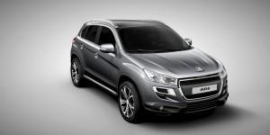 """Neue SUV-Modelle 2012: Peugeot 4008 – der französische """"Way of Drive"""""""