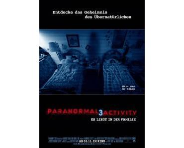 'Paranormal Activity 3': Tweet to see it first