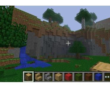 Minecraft für Android erschienen