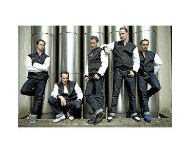 """Dick Brave & The Backbeats mit neuem Album """"Rock 'n' Roll Therapy"""""""