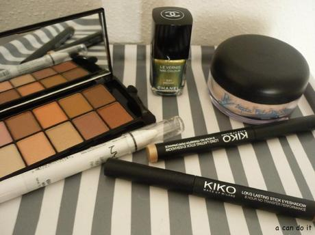 Beauty Shopping - KIKO, Chanel, Rival de Loop
