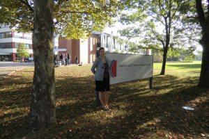 Universität für Verwaltungsrecht in Kehl bei Straßburg. ...