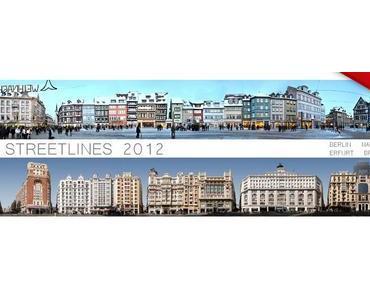 Streetline Panorama: Kalender 2012