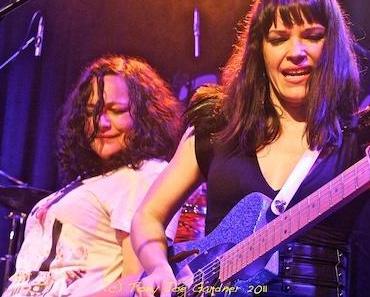 Meena & Erja Lyytinen, Double Trouble Tour, 11.10.2011, Harmonie in Bonn – Review