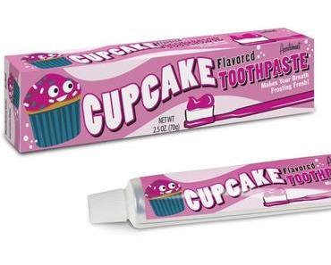 Cupcake Zahnpasta