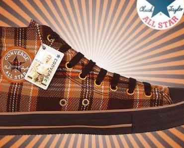 #Converse All Star Chucks Sondermodell 100107 Plaid Kariert HI