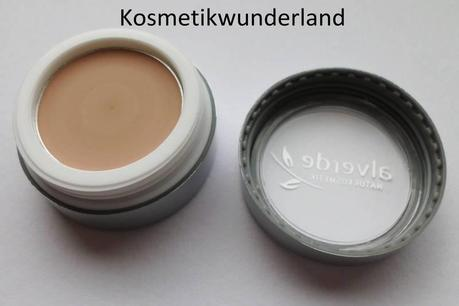 alverde creme to powder Concealer
