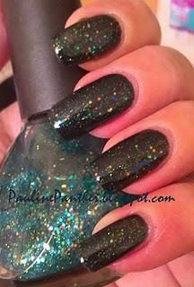 Nicole by OPI - Too Rich For You & Nicole... spotted!