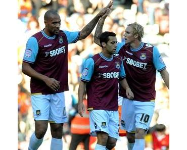 An Emphatic Home Win with Sam Baldock's first goals for West Ham
