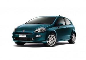 Fiat Punto: Kleinwagen kommt Anfang 2012