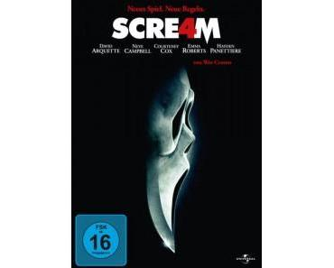 'Scream 4′ Filmkritik (DVD)