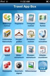 Travel App Box – das Schweizer Taschenmesser unter denReisetools