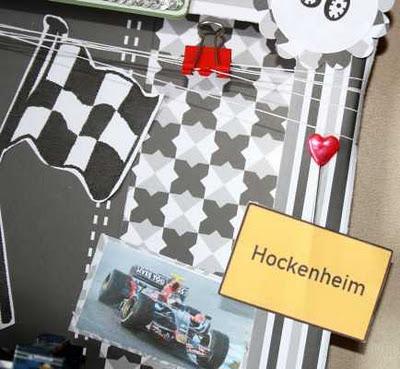 Formel 1 Gutschein
